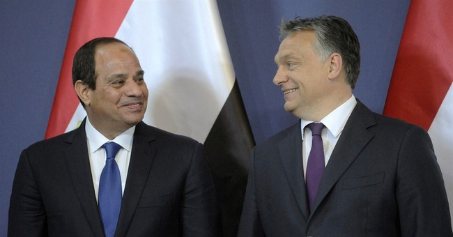 Hungary's Orban: stability in Egypt key for Arabs, Europe