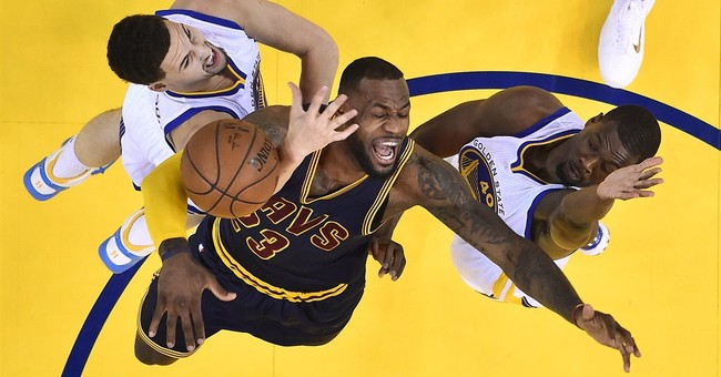 NBA Finals Game 1 draws best rating since move to ABC