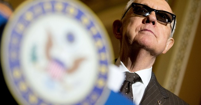 GOP must reckon with Reid in Nevada, even on his way out
