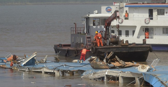 Death toll jumps to 331 in Yangtze River capsizing