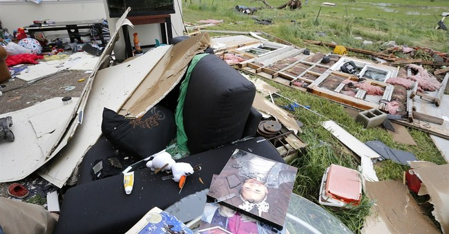 Tornadoes, storms and floods sweep through Colorado
