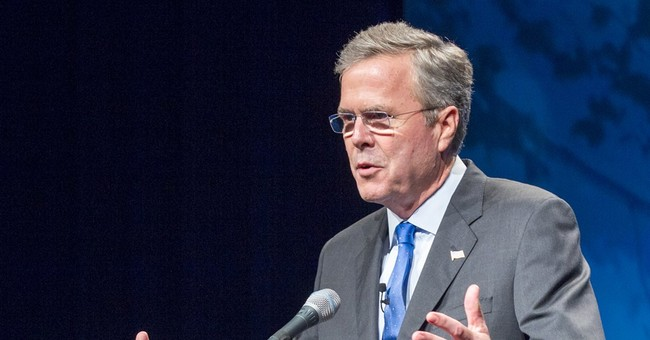 A foreign policy checkmark for Jeb Bush