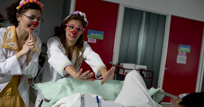 Clowns required for public hospitals in Argentine province
