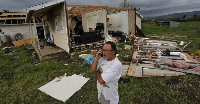 The Latest on Colorado tornadoes: Tornado watch expires