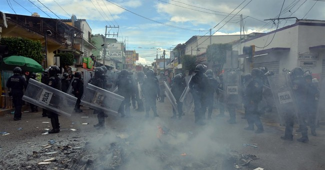 Mexican elections marred by pre-balloting violence