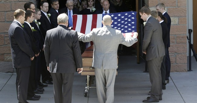 Mormon leader L. Tom Perry honored at public funeral