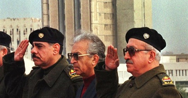 Autopsy performed on former Iraq Foreign Minister Tariq Aziz