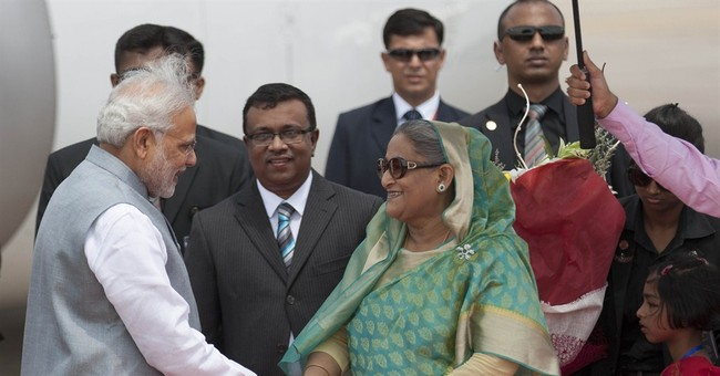 India and Bangladesh finalize long-delayed land swap deal