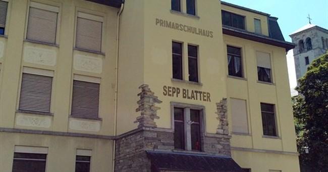 Sepp Blatter has a sanctuary in hometown of Visp