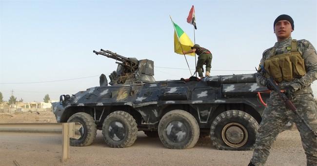 Iraqi troops, militias repel IS attacks in Anbar province