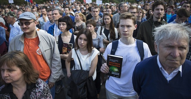 1,500 rally in Moscow to back pressured science foundation