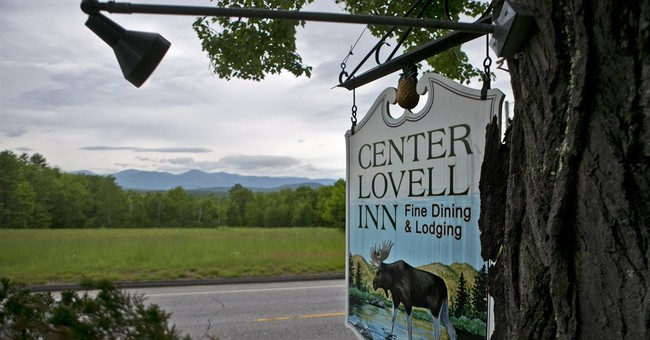 Maine country inn going to winner of essay contest