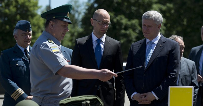 Canada to send military instructors to Ukraine
