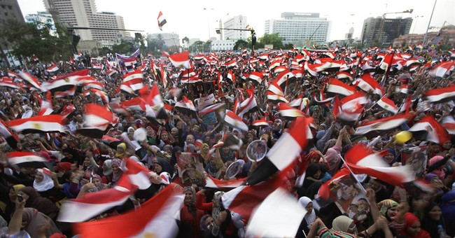 A year in office, el-Sissi tries to rule Egypt as 1-man show