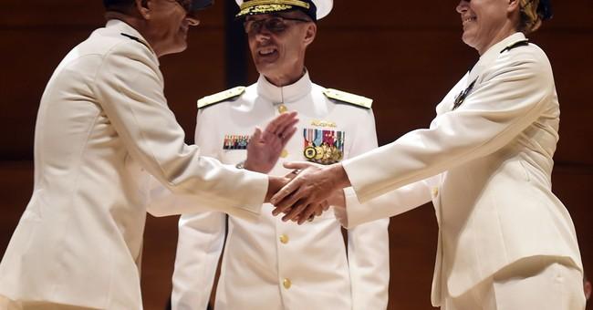 Coast Guard Academy superintendent sees generational shift