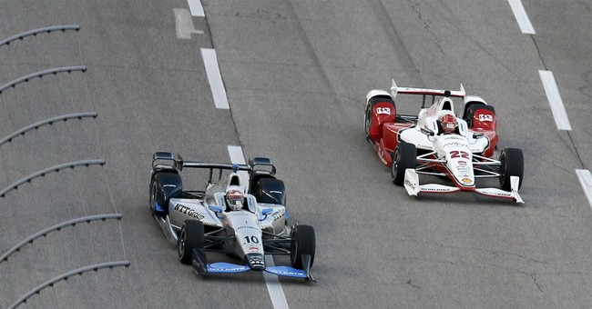 Dixon dominates crash-free IndyCar Series race at Texas