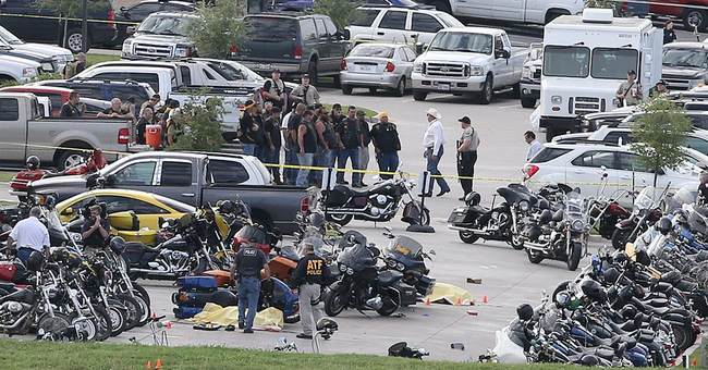Correction: Waco Shooting story
