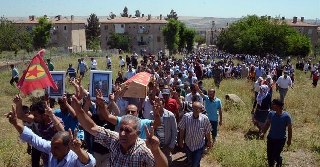 Turkish official says TNT used in Kurdish rally blasts