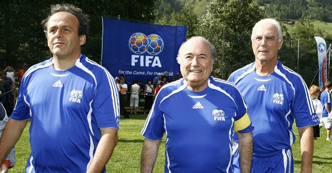 Sepp Blatter has a sanctuary in hometown of Visp