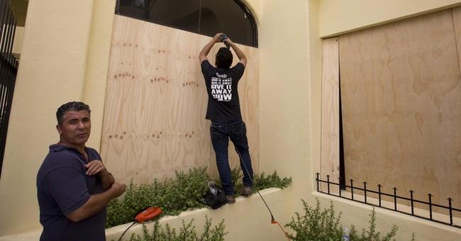 Blanca, a Category 3 hurricane, heads toward Mexico's Baja