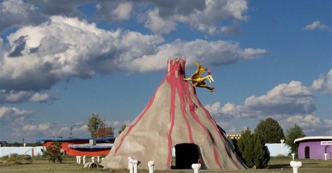 Arizona 'Flintstones' theme park up for sale