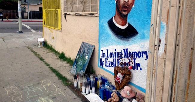 AP source: LA chief, watchdog find police shooting justified
