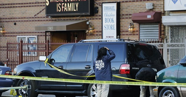 With shootings on the rise in NYC, is de Blasio vulnerable?