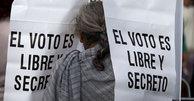 Mexico's 1st independent candidate leads in exit polls