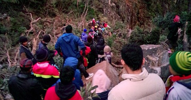 Death toll rises to 16 from earthquake on Malaysia mountain