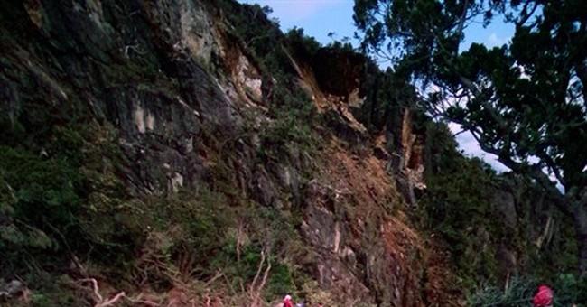 Malaysia climber says 'lucky to live' as quake kills 13