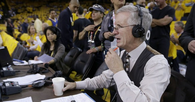 Mike Breen sets announcing record in calling 10th NBA Finals