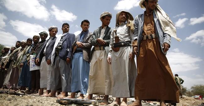 Saudi-led airstrikes on Yemen army headquarters kill 22