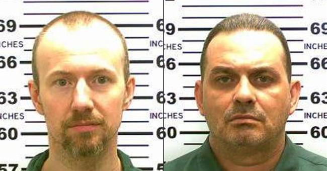 The crimes that put escaped inmates Matt, Sweat in prison