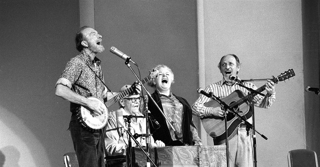 Ronnie Gilbert, member of folk quartet the Weavers, dies