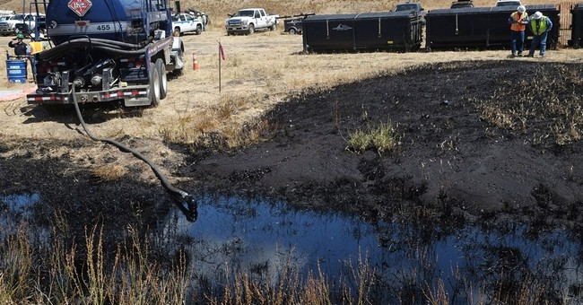 Pipeline firm told California oil spill 'extremely unlikely'