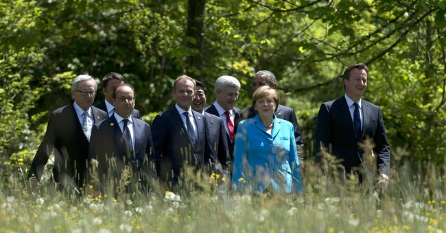 G-7 set far-off goal to move away from fossil fuels
