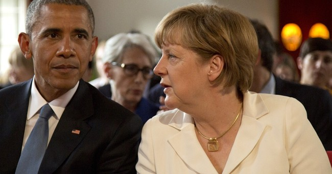 Obama's trade quest in Congress trails him across Atlantic