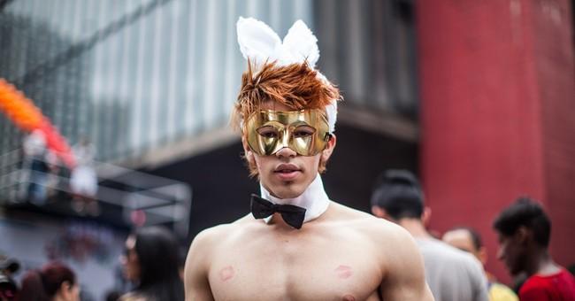Netflix lends some star power to Brazilian gay pride parade