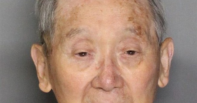 Elderly man arrested in his 83-year-old wife's death