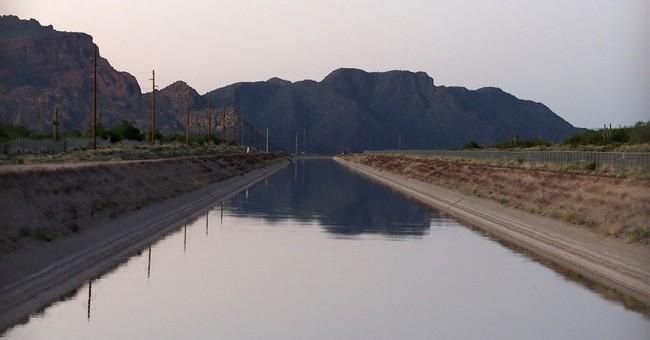 Arizona water outlook not as dire as neighboring California