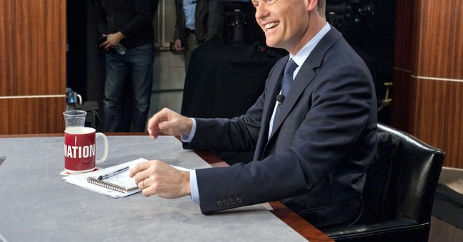 Dickerson plan as 'Face the Nation' host: Stick to the news