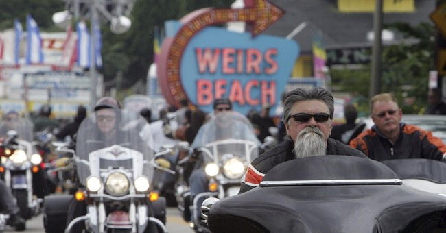 Blurry lines between bikers, police clubs draw concern
