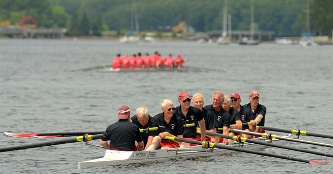 Yale beats Harvard by 17 seconds in 150th regatta