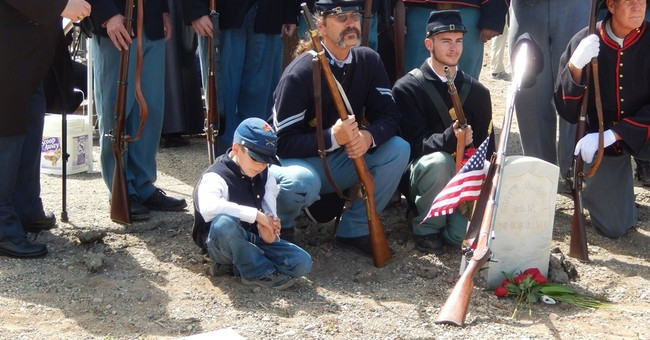 Black Union soldier buried in Nevada finally honored