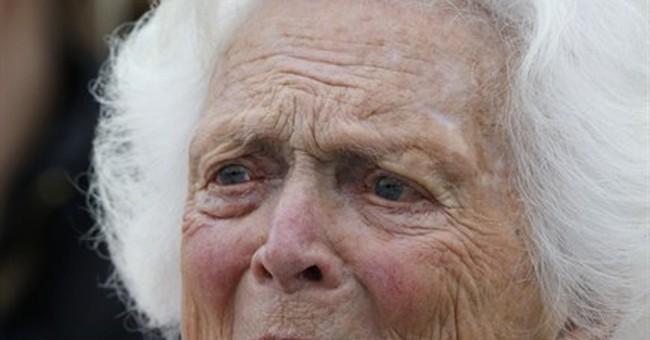 Barbara Bush celebrates 90th birthday by promoting literacy