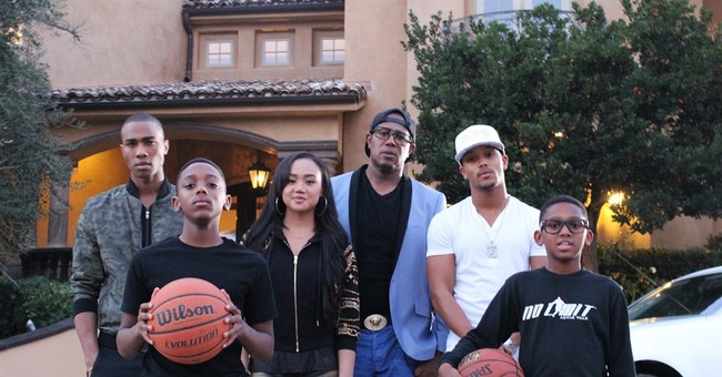 Rapper Master P says his new reality show is positive, cool