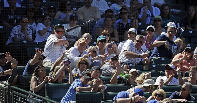 Injury to Fenway fan has some thinking about safety