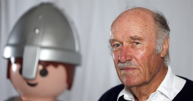 German who launched Playmobil toy range dies at 81
