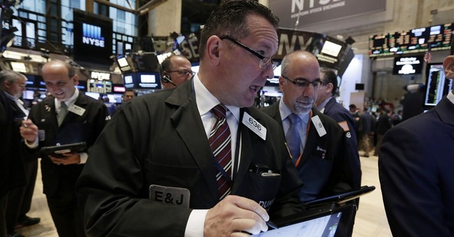 Asian stocks lower on weak China CPI, Dow's dip into red