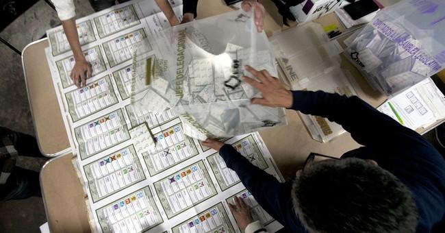 Mexico president poised for majority despite discontent